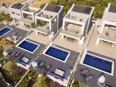 Amaryllis Soleado villa